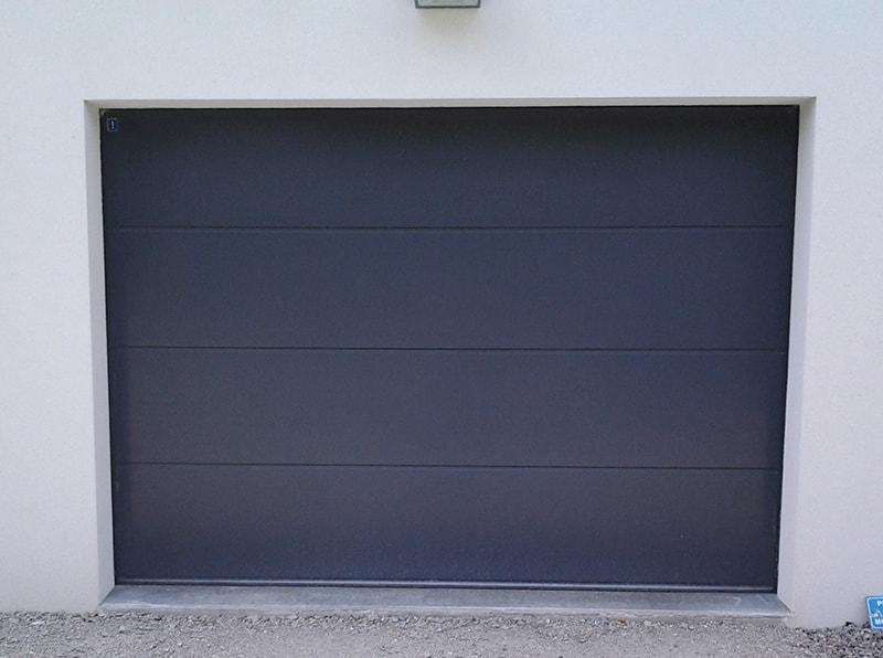 Porte de garage 01 min debessac for Porte de garage credit impot