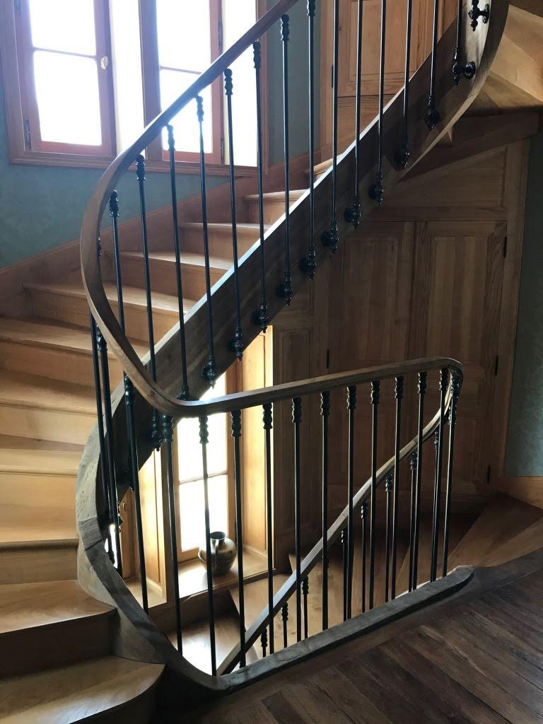 Escalier Charente