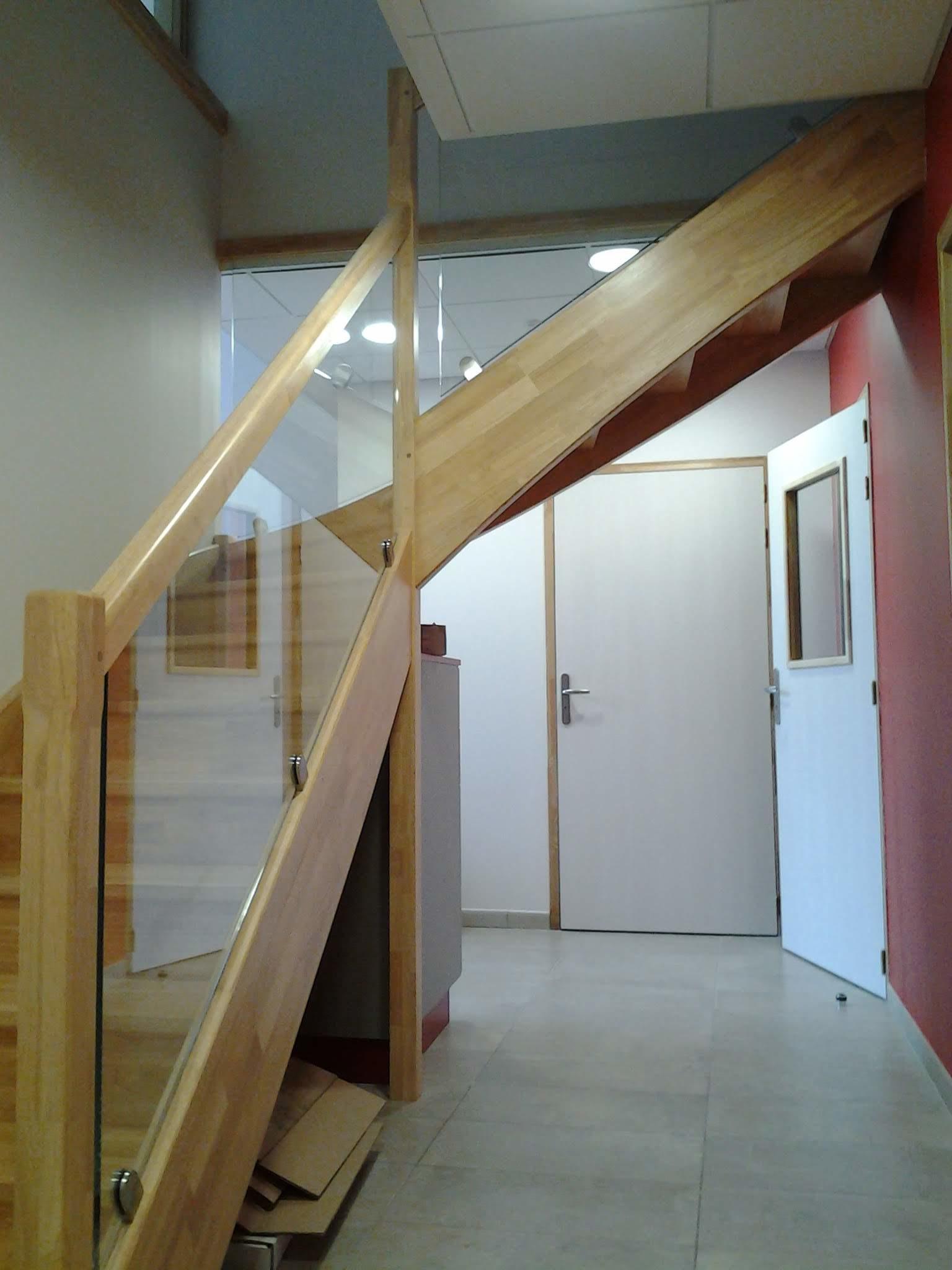 Escalier Debessac