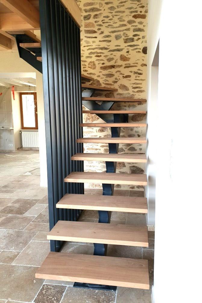 Escalier Limoges