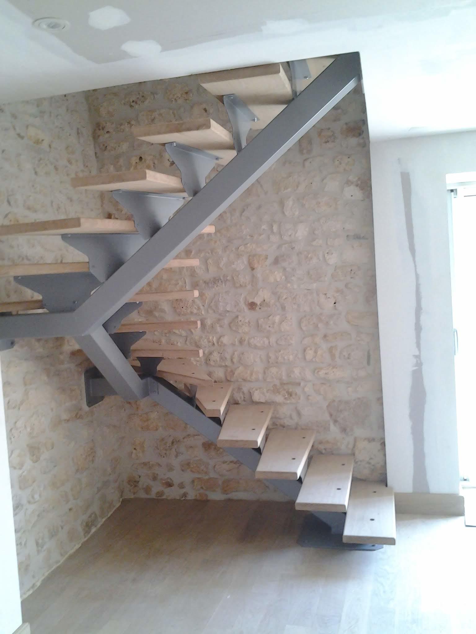 Escalier Poitiers