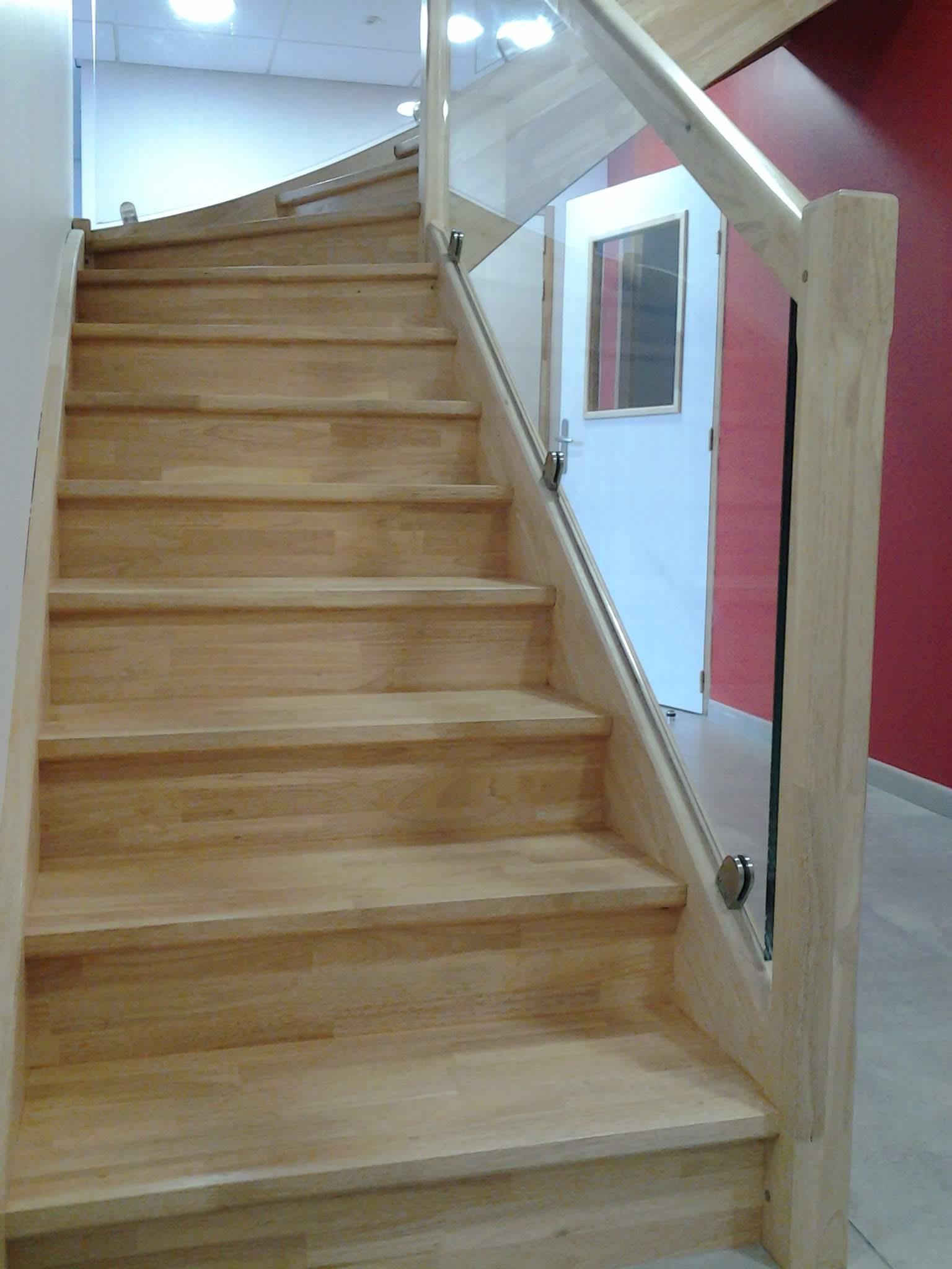 Escalier en Charente