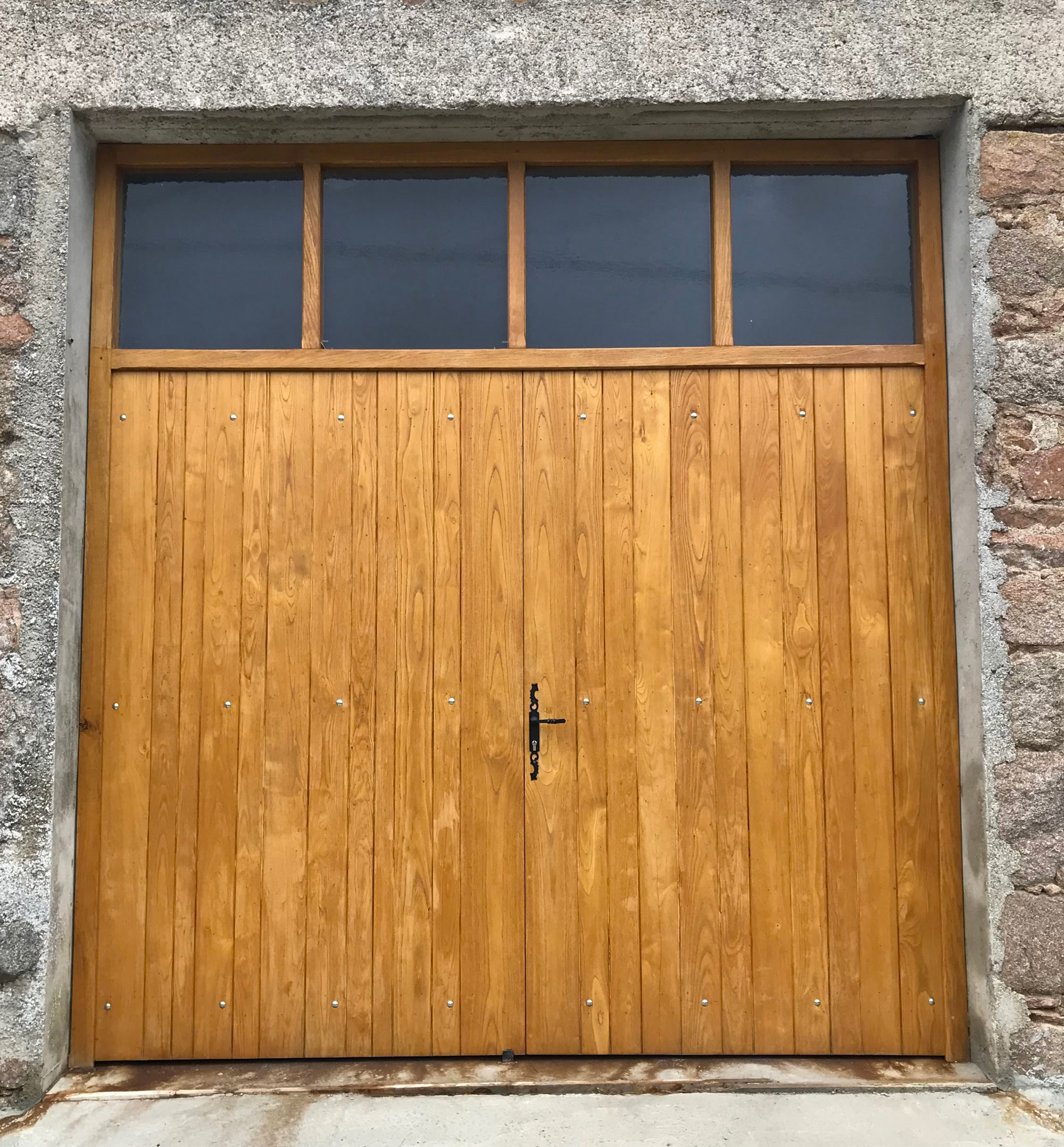 Porte de garage 16