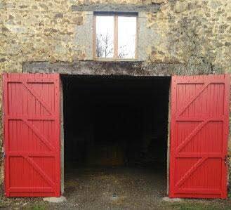 Porte de garage sur-mesure