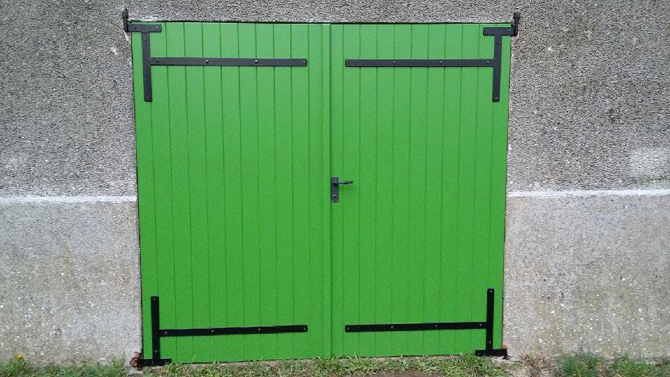 Porte garage Limoges