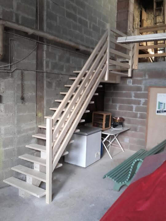 Rampe escalier Limoges