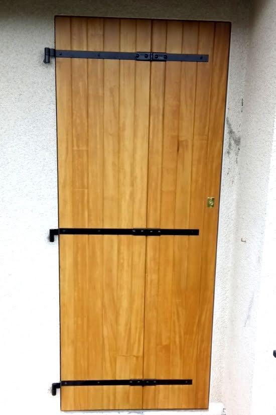 Volet bois Charente