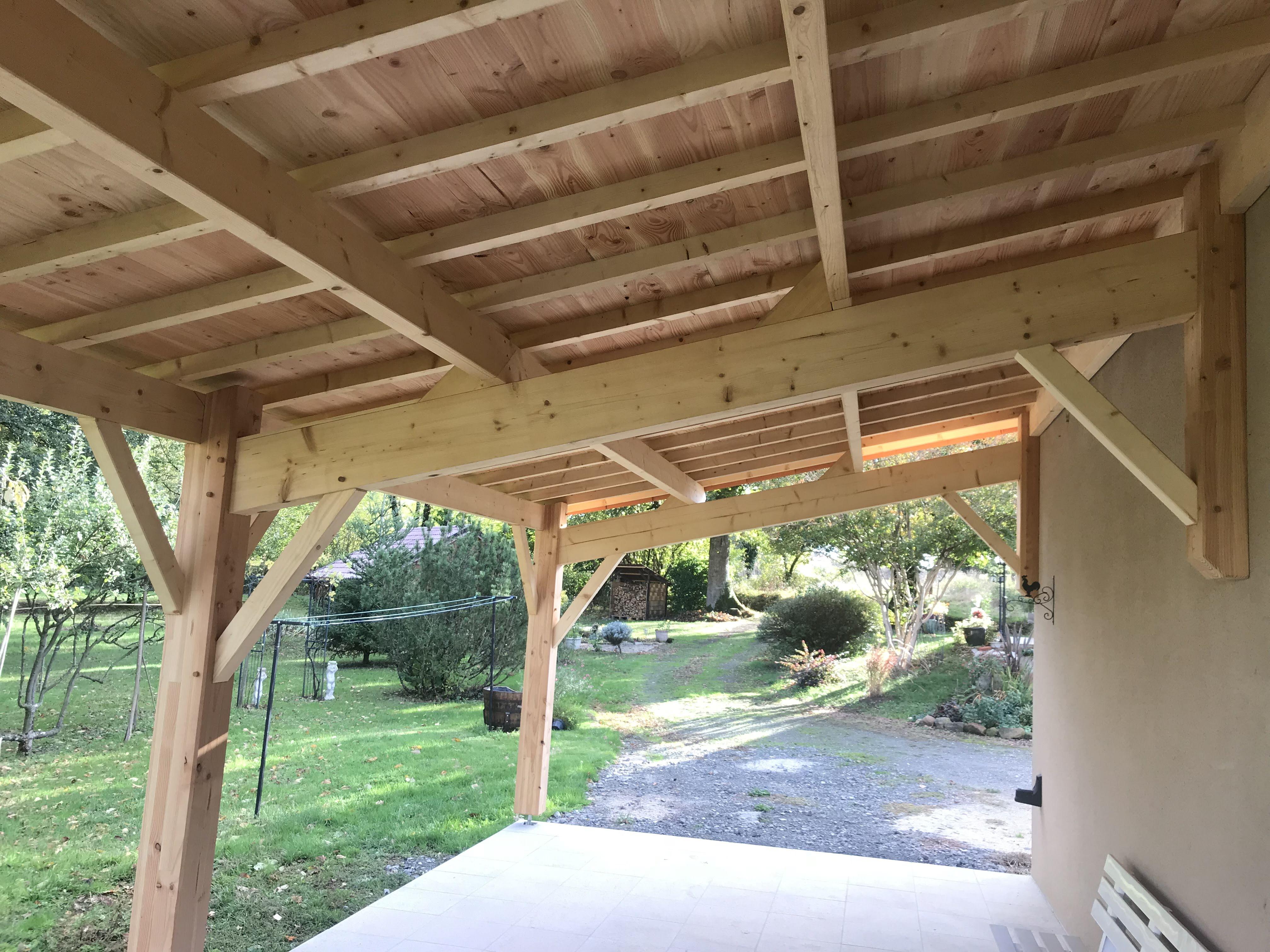 Structure charpente
