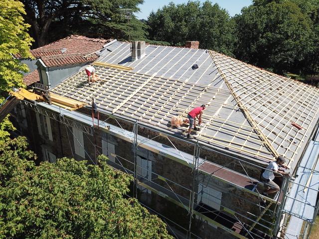 Un investissement pour des chantiers aisés et sécurisés