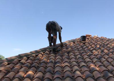 Rénovation toiture Charente