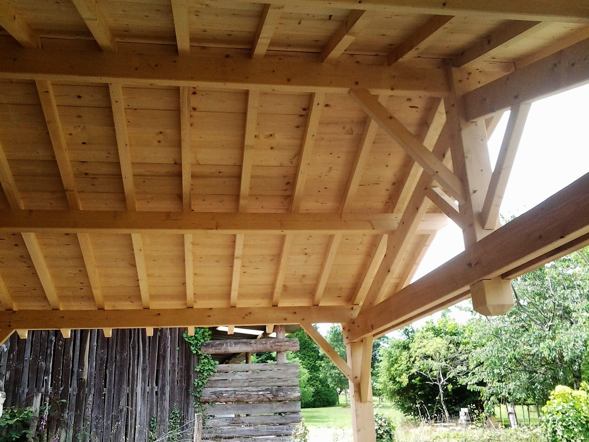 Appenti bois Charente