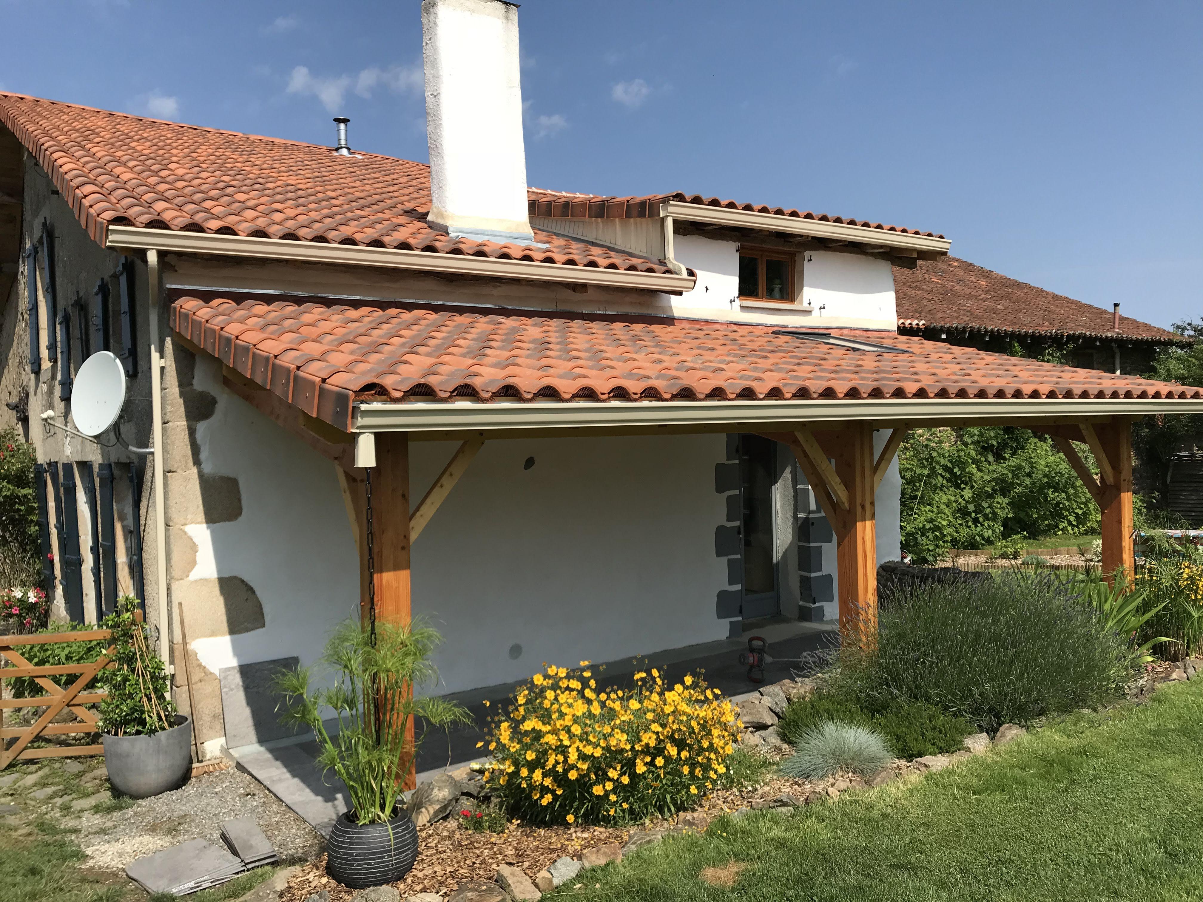 Auvent Charente