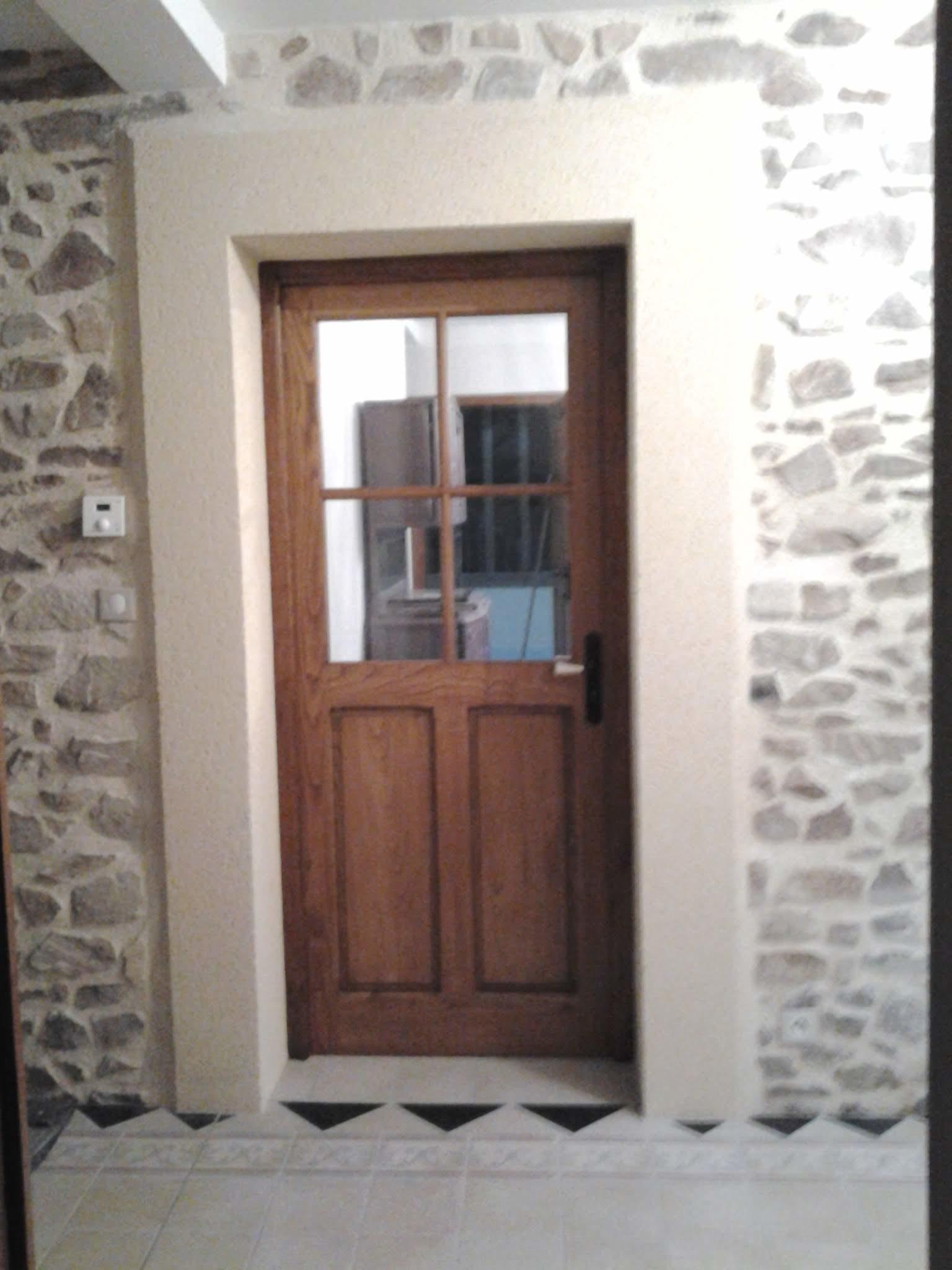 Porte intérieure Poitiers
