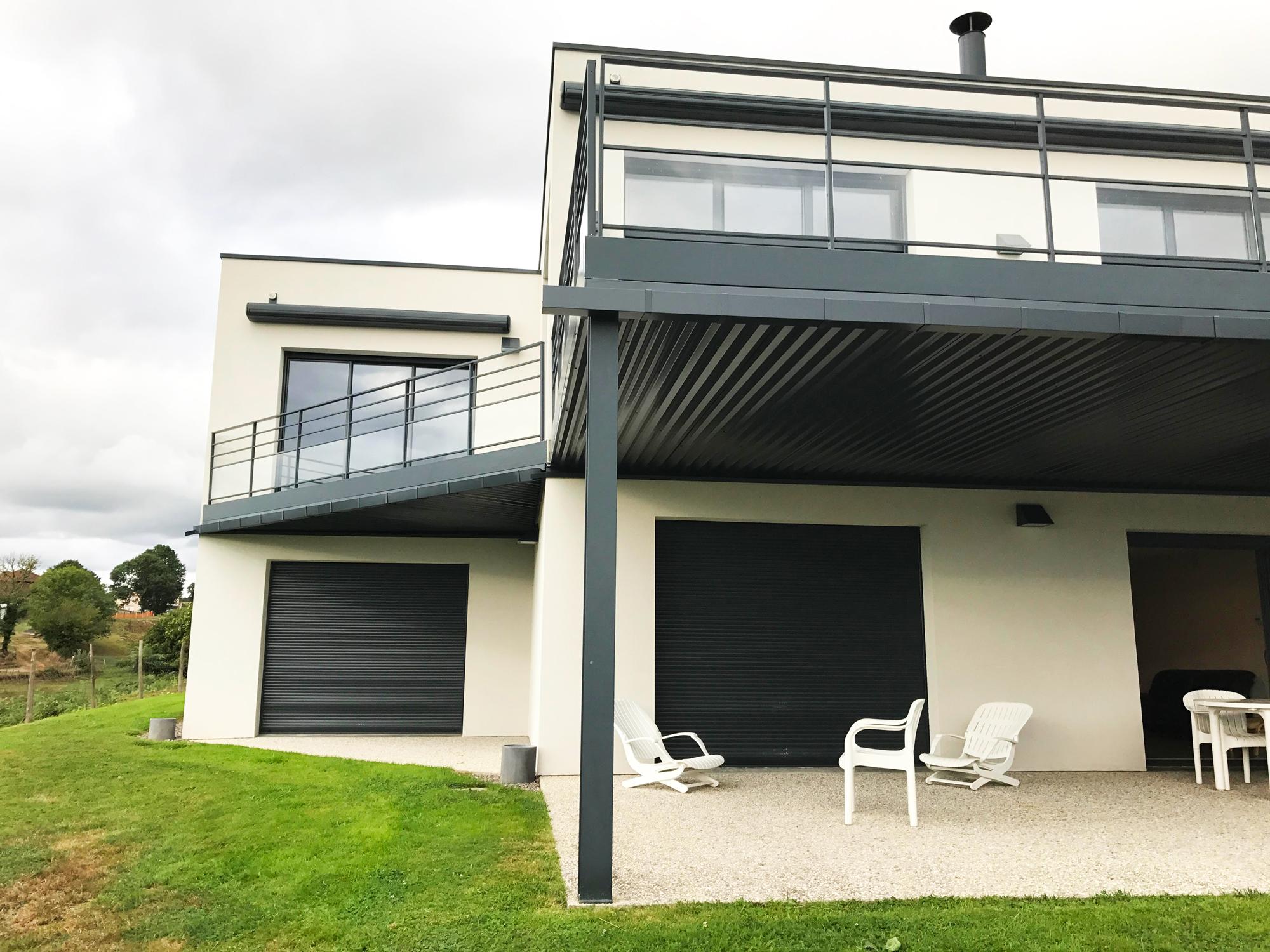 Terrasse bois Charente