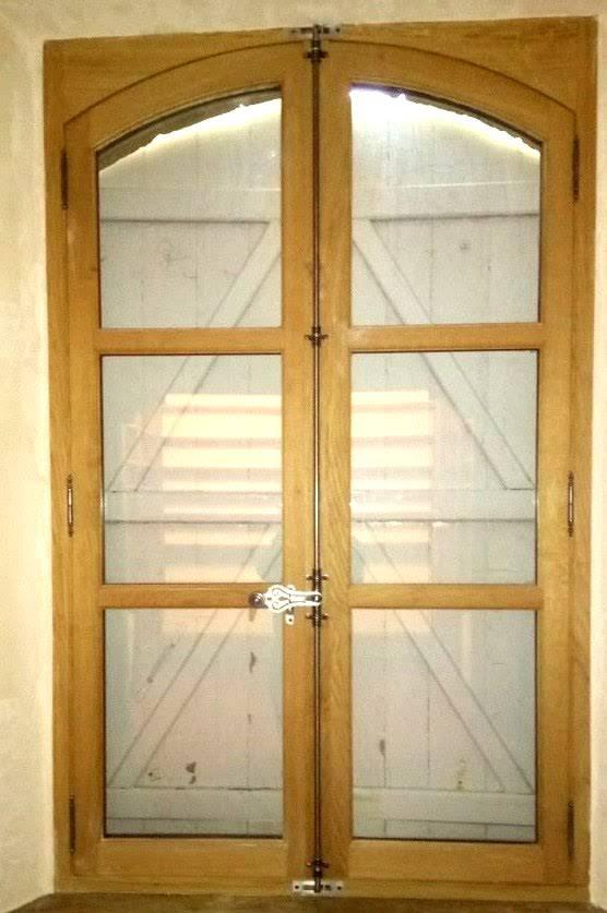 Fenêtre Angoulême en bois