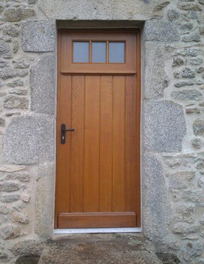 porte entrée Charente