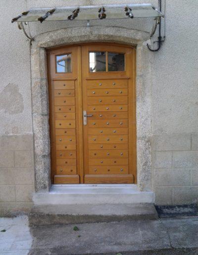 porte entrée Limoges