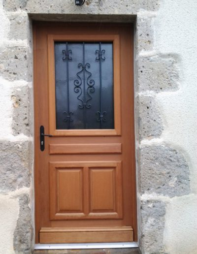 porte entrée Poitiers